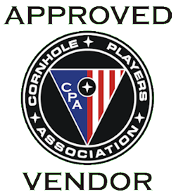 Cornhole Players Association Approved Vendor