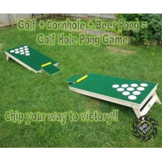 Golf Hole Pong Game