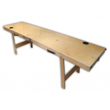 Premium Folding Beer Pong Table
