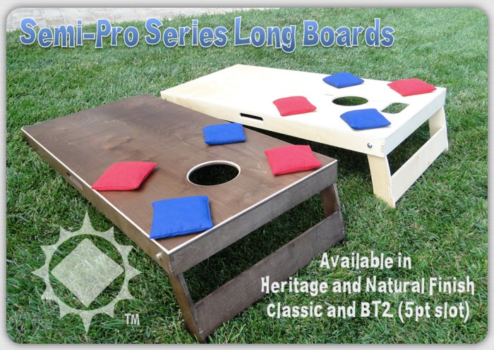 Semi-Pro Long Boards