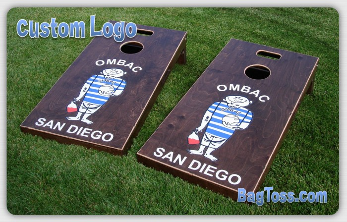 OMBAC Custom Boards